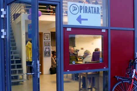 Iceland, a land of Vikings, braces for a Pirate Party takeover | THE MEGAPHONE | Scoop.it