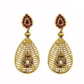Ear Toppings | Indian Jewelry Online | Scoop.it