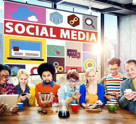 Applications et réseaux sociaux utiles pour l'auto-entrepreneur, le travailleur autonome et les PME | SOCIAL MEDIA INTERACTION (bilingual) | Scoop.it