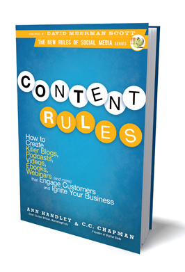 Content Rules-Every social media strategist should have a copy of this book ! | Social Media Strategist | Scoop.it