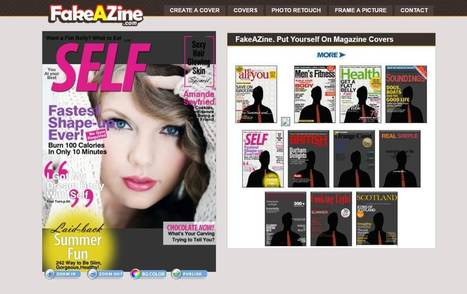 Top 10 Websites to Create Magazine Cover | Pro Templates Lab | Scoop.it