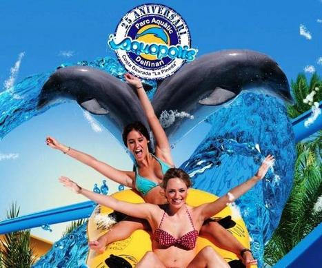 Aquopolis - Parc aquatique en Espagne - Activités Salou piscine | Costa Dorada : loisirs et activités | Scoop.it