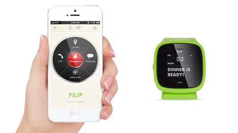 AT&T's Filip is a smartwatch for kids that lets parents spy on them - Geek   How to Parental Controls for Cell Phones   Scoop.it