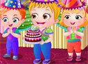 Підготовка до дня народження | Игры Даша Следопыт | Scoop.it