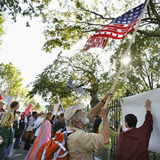 Protests Against Big Business Spread in US | Learning English is FUN! | Scoop.it