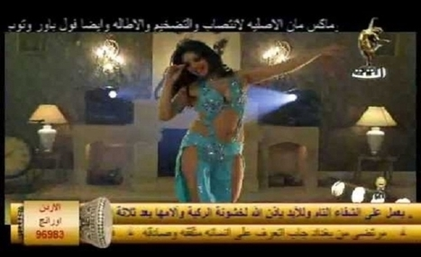 Sheikhs against shakes: Egypt belly dancing channel 'arouses viewers' | Égypt-actus | Scoop.it