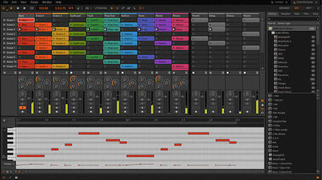 Review & Video: Bitwig Studio 1.0 Digital Audio Workstation | DJing | Scoop.it