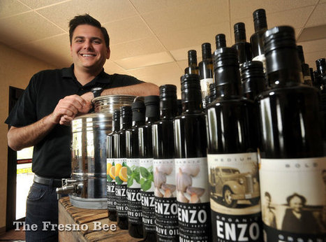 California olive oil producers organize to create a high-quality product | Business | FresnoBee.com | California Olive Oil | Scoop.it