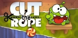 Download Cut the Rope: Experiments Game for iPhone/iPad Apps | Free Download Buzz | All Games | Scoop.it