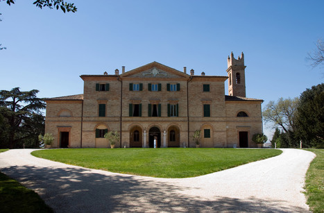 Live the History in Le Marche: Villa Centofinestre Filottrano | Le Marche Properties and Accommodation | Scoop.it