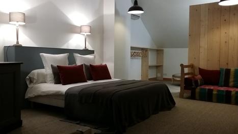 VILLA RICHELIEU Maisons d'hôtes de charme au cœur de Châtelleraul ( sélectionnée par le Figaro Magazine en 2012 | Où dormir dans le Pays Châtelleraudais et alentours | Scoop.it