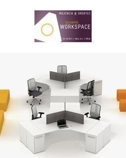 """MAJENCIA va présenter son innovant """"Dynamik Workspace"""" à Orgatec   Aménagement des espaces de vie   Scoop.it"""