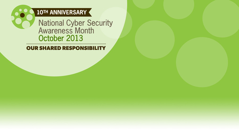How Colleges and Universities Can Support NCSAM | Higher Education & Information Security | Scoop.it