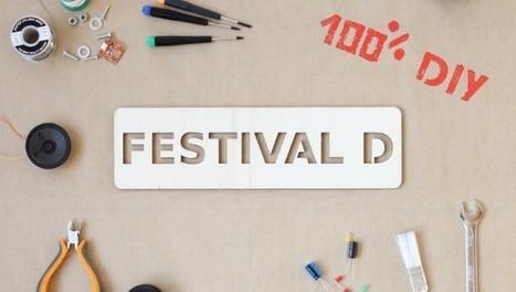 Espace Cyber-base emploi / P@m de Folelli: Derniers préparatifs avant le Festival D à Nantes | Animations multimédia jeunes | Scoop.it