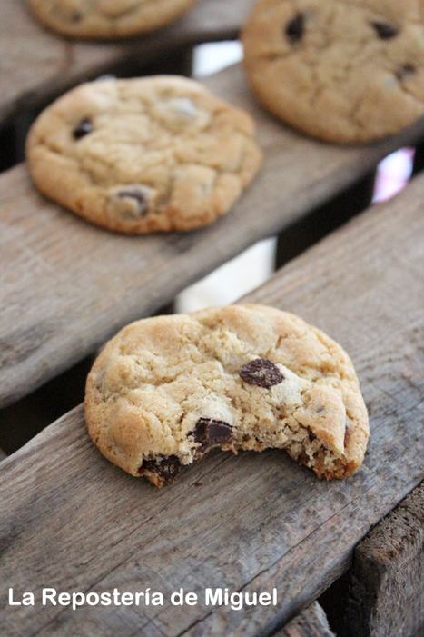 Chocolate Chip Cookies | Repostería | Scoop.it