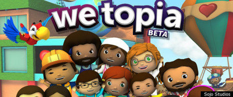 Facebook Game 'WeTopia' Allows Players To Donate To Charity By Building Virtual Village | Transmedia: Storytelling for the Digital Age | Scoop.it