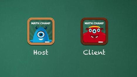 Understanding The Role Of Collaborative Educational iPad Games - Edudemic | iPad Apps for Education | Scoop.it
