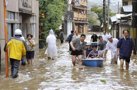 500,000 flee as typhoon lashes nation | Sustain Our Earth | Scoop.it