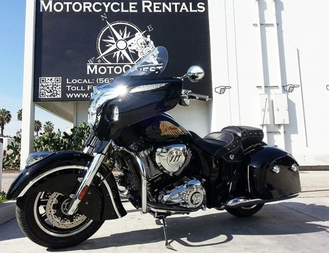 MotoQuest Adds Indian Motorcycles To Their Rental Fleet - Motorcyclist Magazine Up To Speed | Motorsports and Marketing | Scoop.it