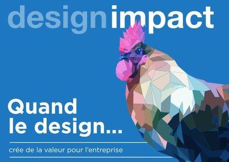 Design Impact, quand le design crée de la valeur pour l'entreprise   Design   Scoop.it