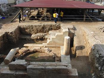 ARCHAEOLOGY - Cistern found in Milas | Archaeology and the Bronze Age | Scoop.it