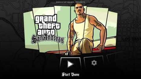 Grand Theft Auto: San Andreas est disponible! | INFORMATIQUE 2014 | Scoop.it