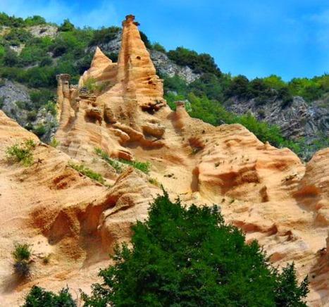 Escursione Lame rosse, grotta dei frati, gole del fiastrone: Imperdibile dell'Estate 2012 | Le Marche un'altra Italia | Scoop.it
