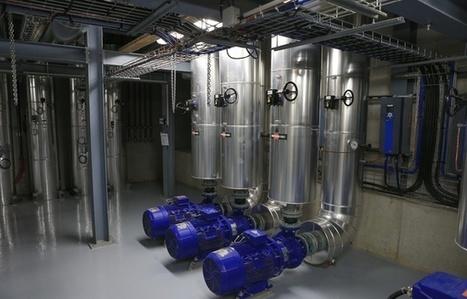 Strasbourg: Elle sert à quoi la nouvelle chaufferie biomasse en plein centre ville? | Construction Durable | Scoop.it