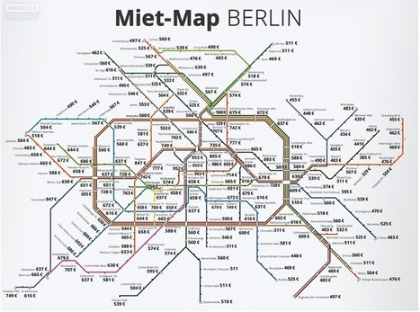 This Transit Map Tells Berlin Renters If They're Getting Ripped Off | BerlINURA | Scoop.it