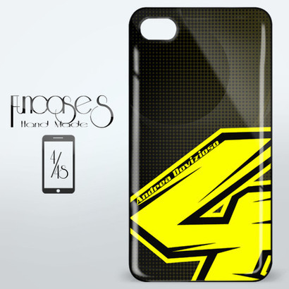 Andrea Dovizioso MotoGP iPhone 4 or 4S Case Cover from Funcases | Sport Merchandise | Scoop.it