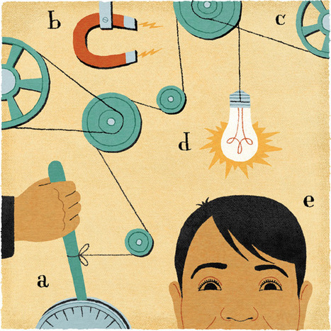Innovation Excellence | 25 Things Skilled Learners Do Differently | The Social Web | Scoop.it