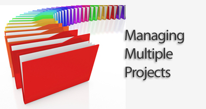 What to keep in mind when Managing Multiple Projects | Project Management Software | Scoop.it