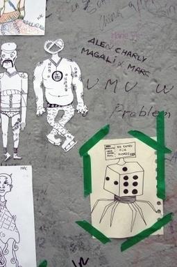 Berlin Wall Public Commentary | KPdesign | The Berlin Wall | Scoop.it