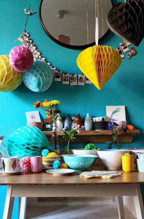 Tigerlilly Quinn: Entertaining at home | interior design - entertaining at home | Scoop.it