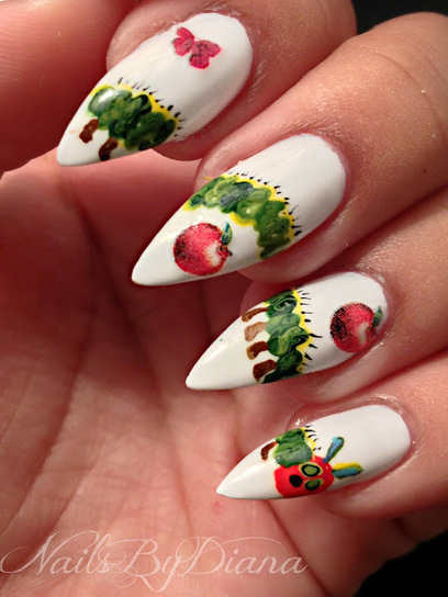 the must-have kidlit manicures of 2014 | Creating readers | Scoop.it