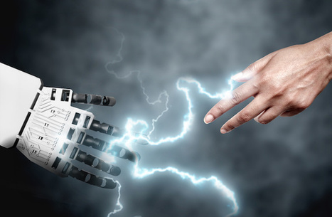 Robotisation VS Homme dans la relation client : qui l'emporte? | RelationClients | Scoop.it