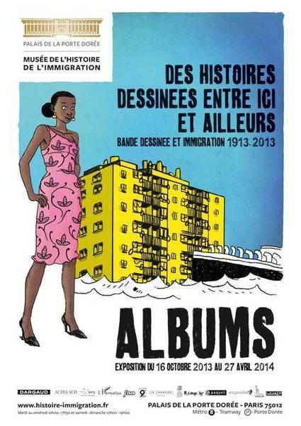 Albums : quand la BD s'empare de l'histoire de l'immigration. | BD et histoire | Scoop.it