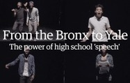 From the Bronx to Yale: The Power of High School Speech | Education and Training | Scoop.it
