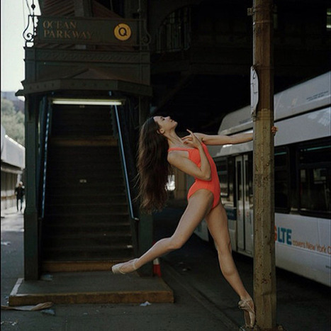 Ballerinas are Taking Over Instagram and We're Totally Okay With That | Content Marketing, Inbound Marketing & SEO (English) | Scoop.it