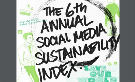 Le Top 100 de la communication RSE des entreprises sur les réseaux sociaux ! | Citizen Com | Scoop.it