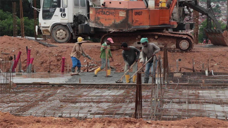 A live demonstration on Raft versus Pile Foundation | Construction Industry Network | Scoop.it