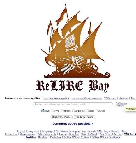 Oeuvres indisponibles : ReLIRE Bay propose la liste en Open Source | La base ReLIRE de la BNF | Scoop.it