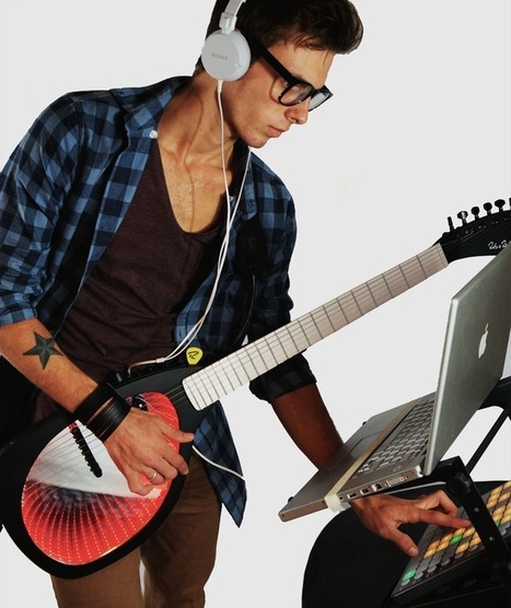 Expressiv MIDI Guitar: Real MIDI. Real Guitar. Real Control. | Master de composición en bandas sonoras ESMUC | Scoop.it
