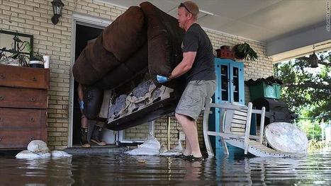 Next problem for flood-ravaged Louisiana: Population loss | itsyourbiz | Scoop.it