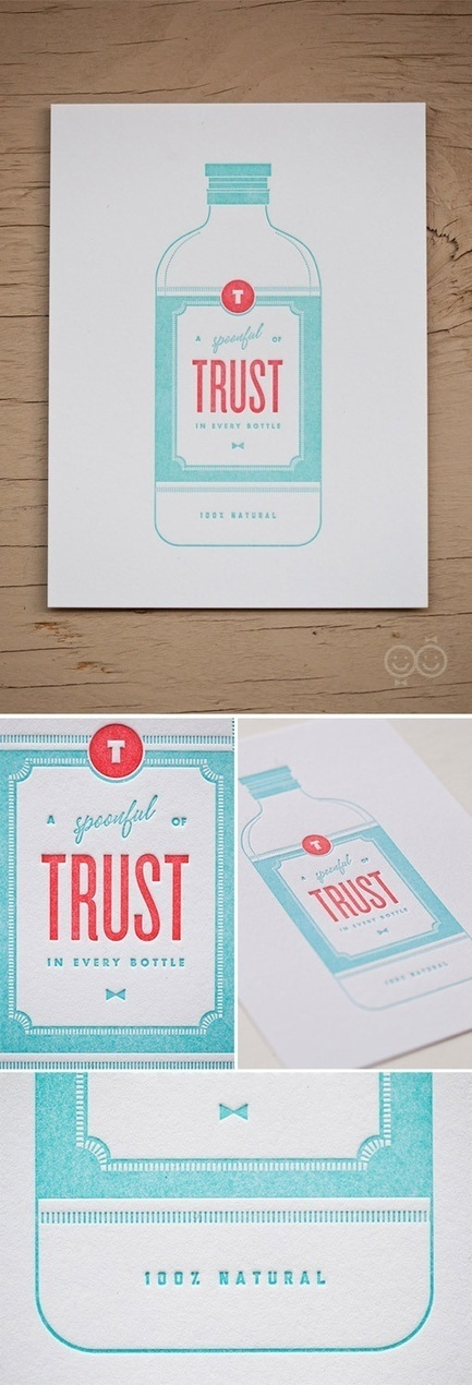 50+ Inspiring Print Designs | GoMediaZine | Graphic and Designer | Scoop.it