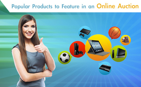 Marketable Items to Feature in an Online Auction   classifieds software   Scoop.it