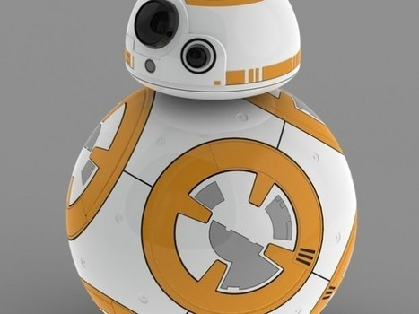 You Can Already 3D Print Your Own Star Wars R0-T8 Rolling Droid | Gadgets I lust for | Scoop.it