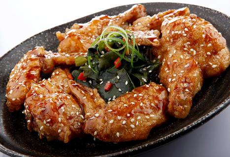 כנפיים בסגנון טאבסקי(יפני) - חריף מתוק | תאבון עולמי | Scoop.it