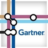 Master the Art of Digital Conversation w/ the #Gartner #Digital #Marketing Transit Map | Email deliverability | Scoop.it