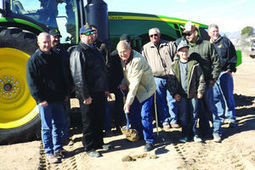Growing well at Ag Day | Willcox Range News | CALS in the News | Scoop.it